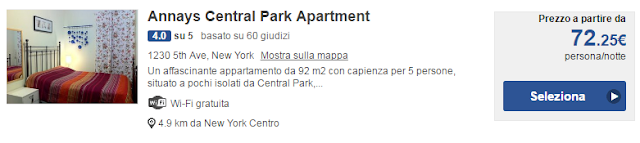 Annays Central Park Apartment