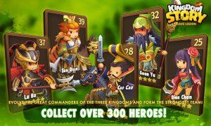 Kingdom Story Brave Legion MOD APK