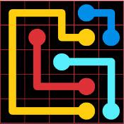 تحميل لعبة التوصيل بين النقاط والمربعات لتنمية الذكاء للاندرويد