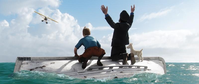 Un Ticket Pour] The Adventures of Tintin : The Secret of the Unicorn