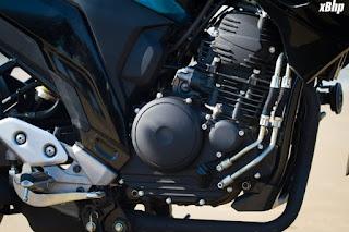 Mesin Yamaha fazer 250