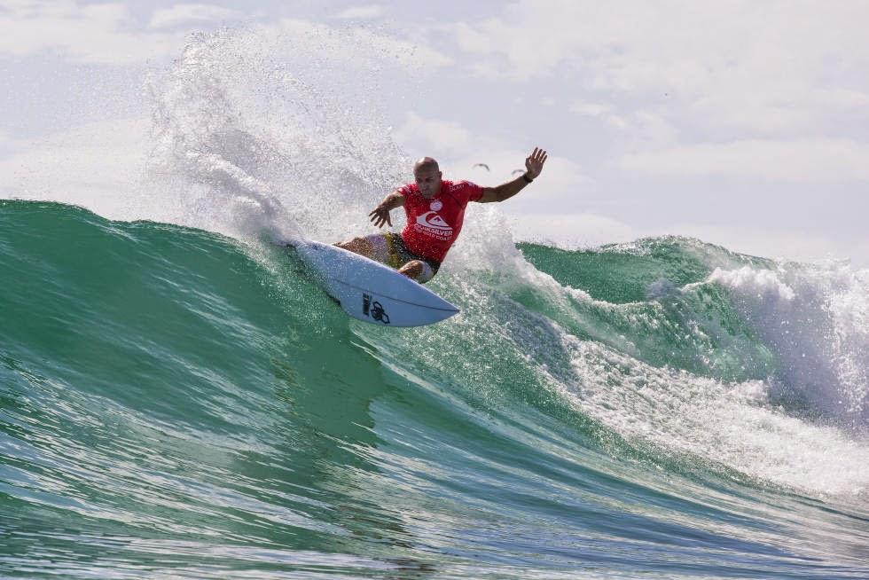 37 Quiksilver Pro Gold Coast 2015 Kelly Slater Foto WSL Kelly Cestari