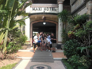 Maxi Hotel, Restaurant And Spa Bali