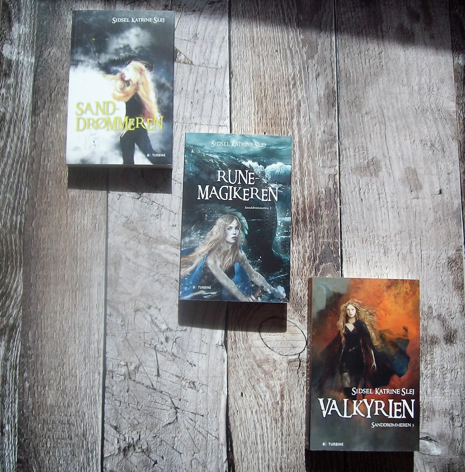 Læsehest med fantasy: Top 10 Liste: Danske fantasyforfattere