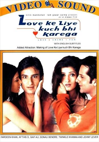 Love Ke Liye Kuch Bhi Karega 2001 Hindi 480p HDRip 350mb