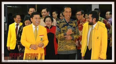 Jokowi, Presiden, Dalam Negeri, Partai Politik, Politik, Polemik, Reaksi lawan politik, Vulgar, Pilpres 2019, Tokoh, DPR,