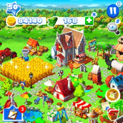تحميل لعبة المزرعة السعيدة لهاتف نوكيا n8 برابط مباشر