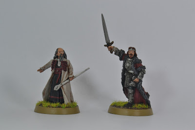 Malbeth the Seer and King Arvedui