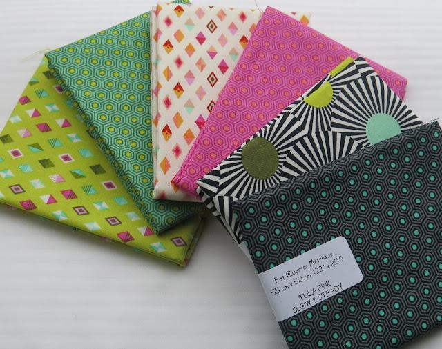 Quilting fabrics - Tula Pink