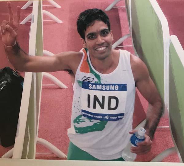 धावक भूपेंद्र सिंह कालीरमन का ध्यान चंद अवार्ड के लिए चयन