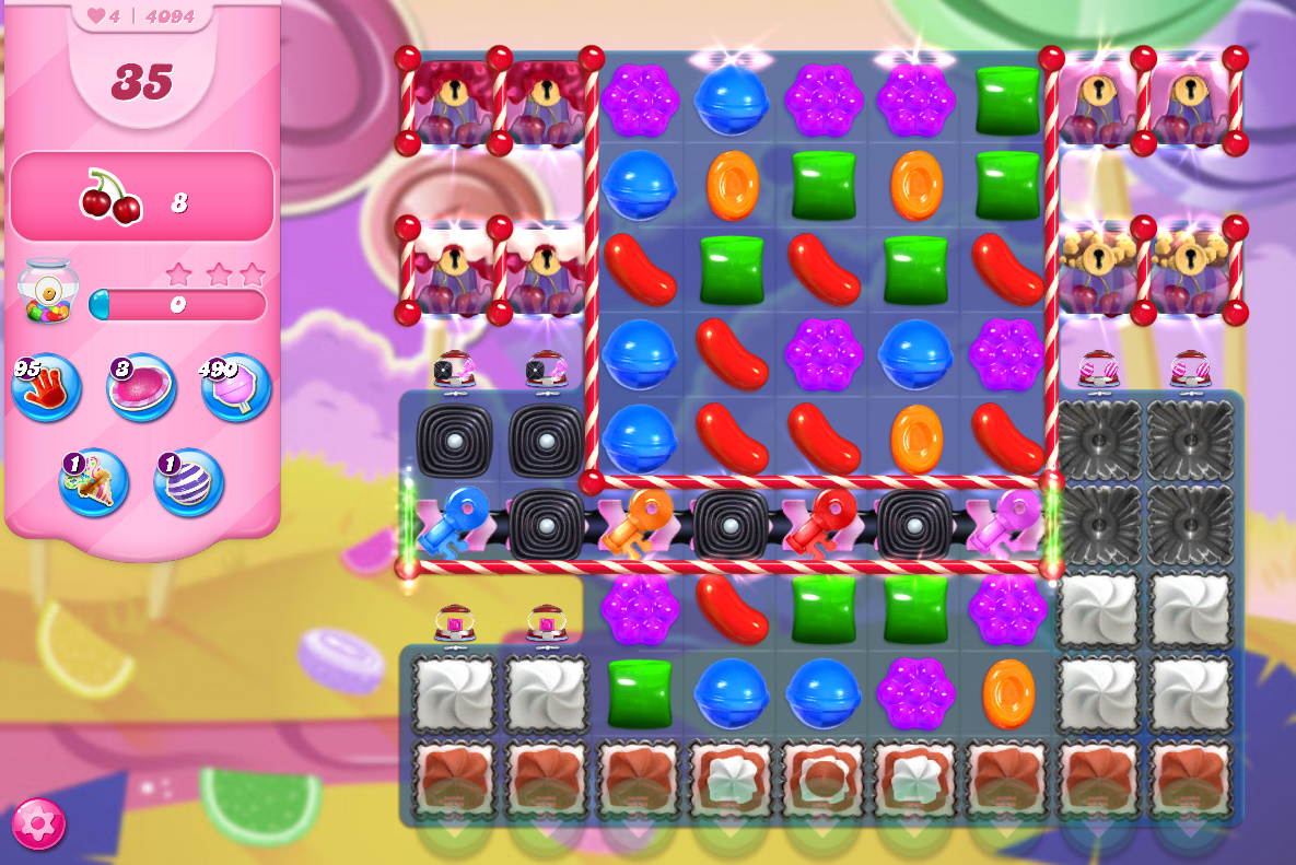 Candy Crush Saga level 4094