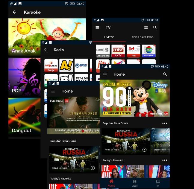 UseeTV Go Aplikasi Nonton TV Online Kualitas HD