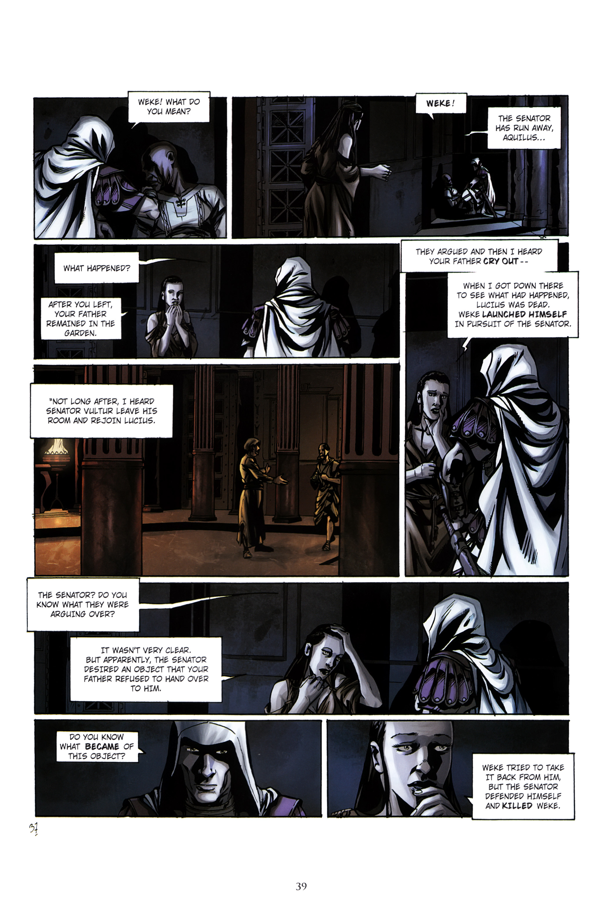 Read online Assassin's Creed (2012) comic -  Issue #2 - 43