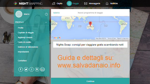 nights-swap-viaggiare-gratis
