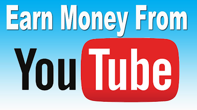 Earn Money Online By Youtube