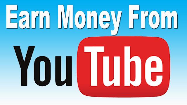 Earn Money Online By Youtube