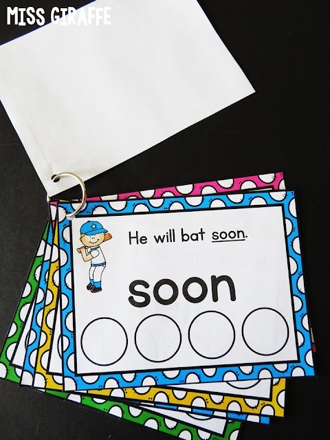 Sight words sentence cards are awesome for so many things! Click this to read all the different ways I use them!