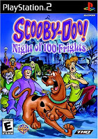 Scooby Doo: Night Of 100 Frights PS2