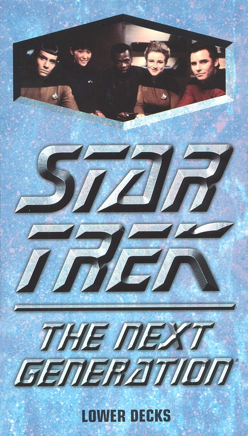 Star Trek: The Next Generation - Season 7 Episode 15: Lower Decks