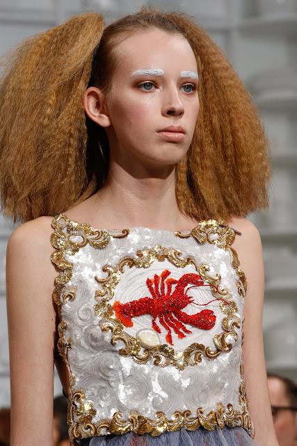 Schiaparelli Spring 2016 Couture