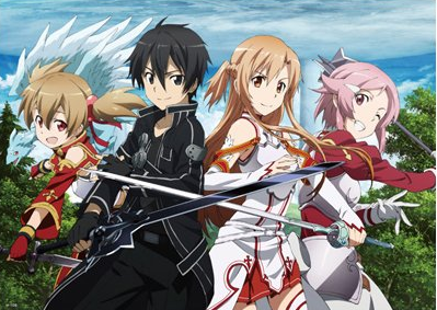 superheroes series, adventure, fantasy, writing, story, sword art online, anime, manga, video game