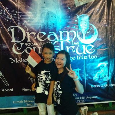 Kursus Musik Dream Comes True Ungaran