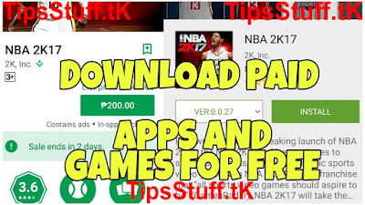 Download Paid Apps and Games For Free Using AC Market