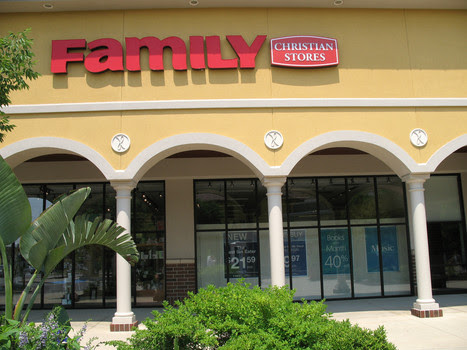 The aftermath of the Family Christian Stores' bankruptcy