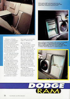 Image in color of Car Audio and Electronics March 1997 Page 38