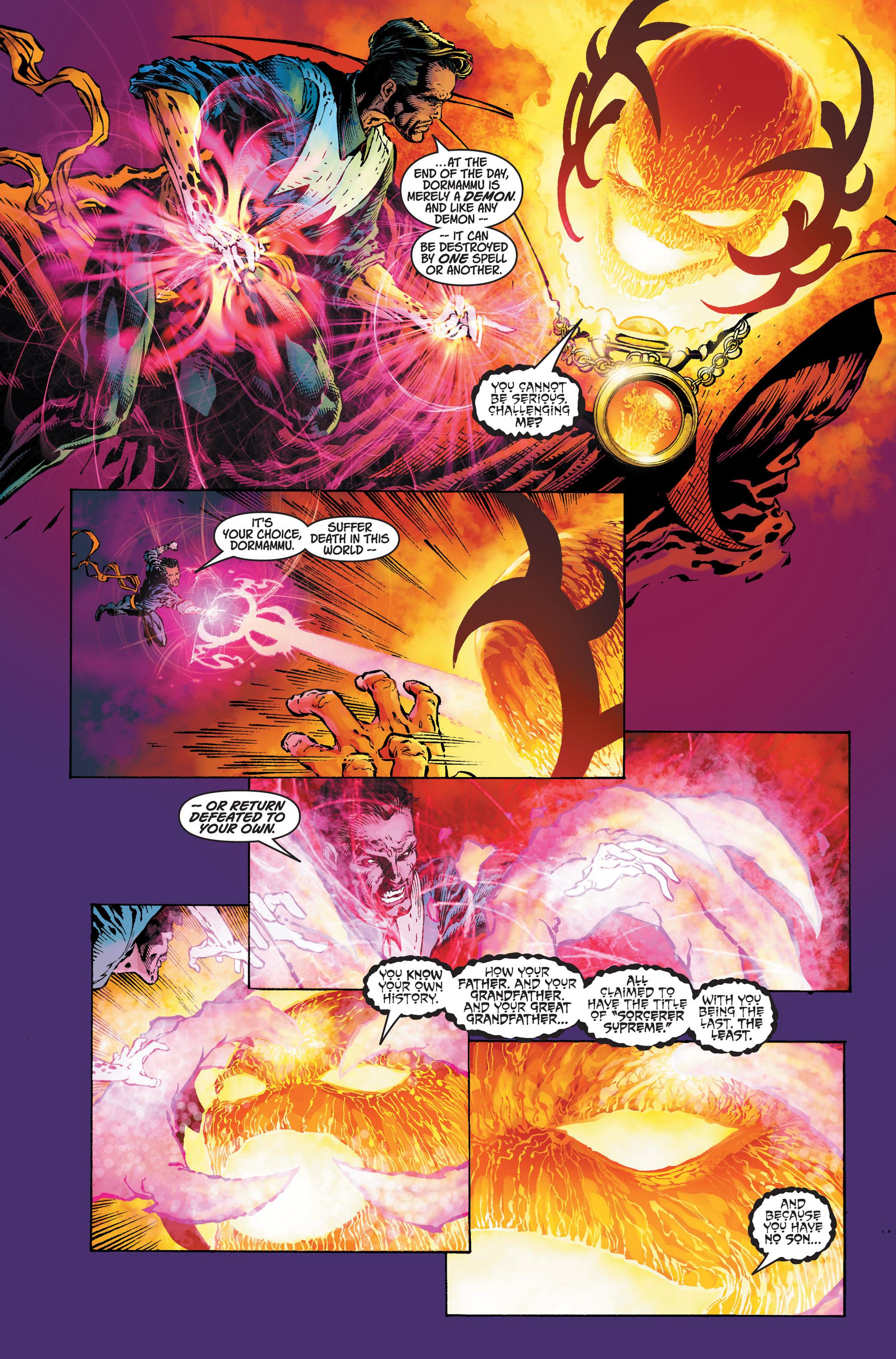 Read online Ultimatum comic -  Issue #4 - 6