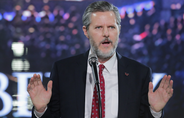 Jerry Falwell Jr. Argues It's 'Immoral' For Evangelicals 'Not to Support' Trump