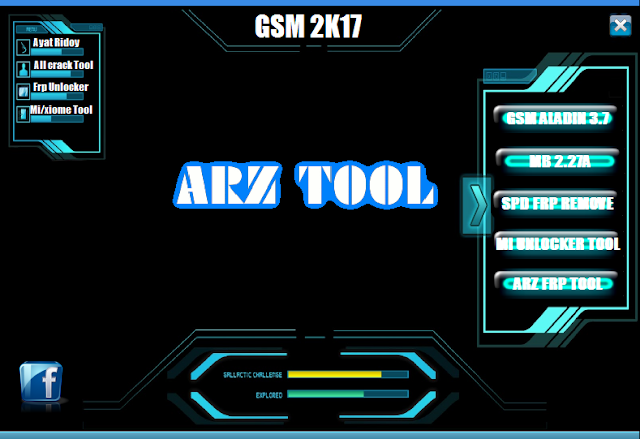 Arz Tool 2k17 All in One Multi Crack Pack By Ayat Ridoy Free Download
