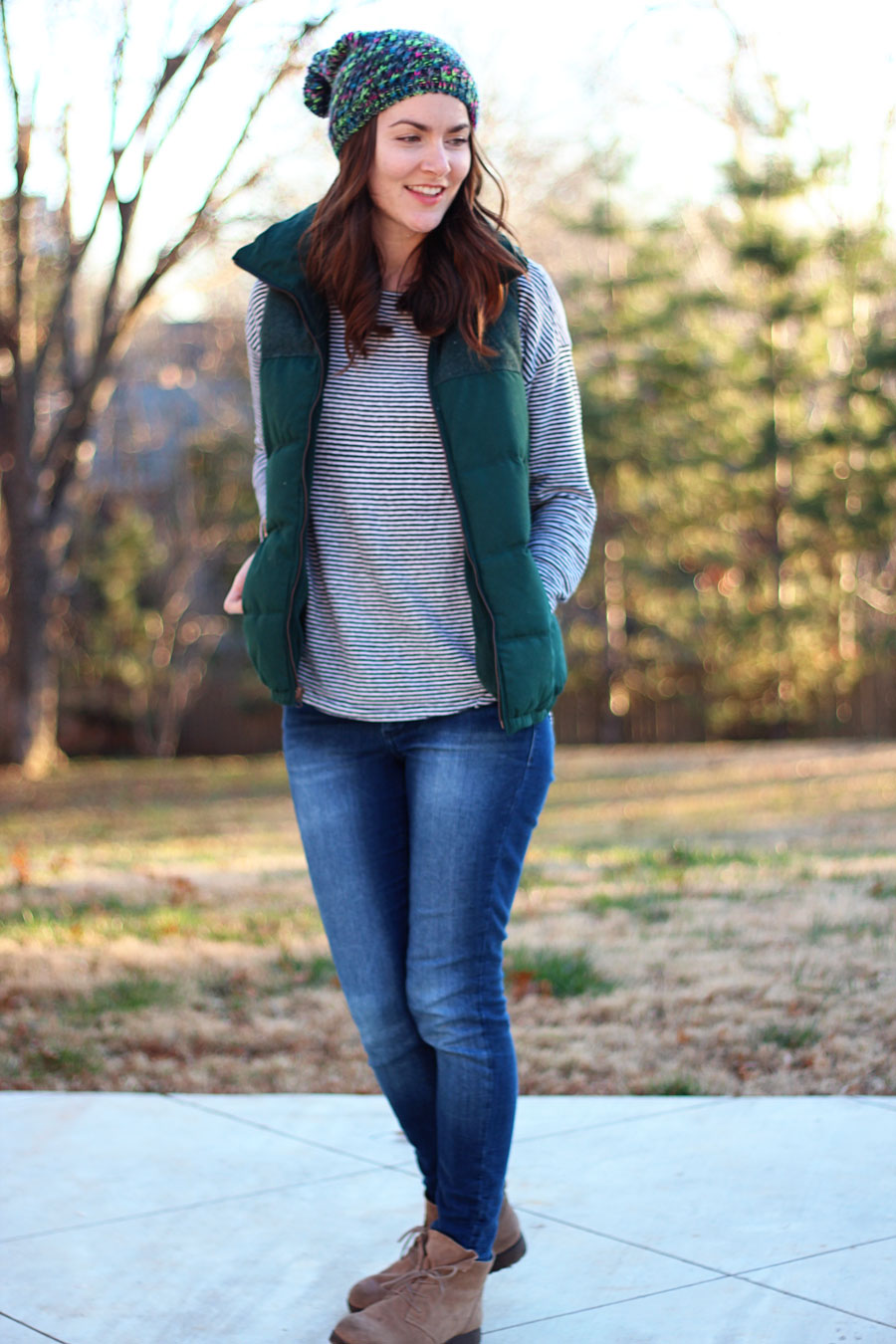 Style: Errand Running Mom Outfit