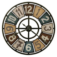 Howard Miller Prairie Ridge Wall Clock