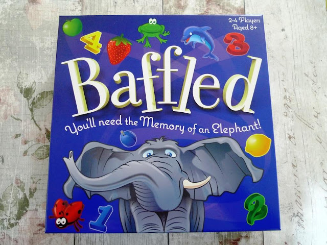 Review of Baffled and Quirky board games