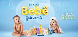 Promoção Bebê Johnson  2016