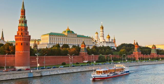 The Magnificent Kremlin