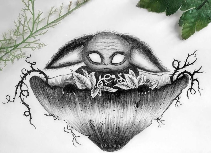 07-Baby-Yoda-The-Mandalorian-Lihnida-Dimeska-www-designstack-co