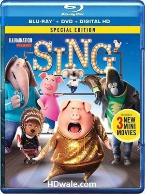 Sing Full Movie Download English (2016) 1080p & 720p BluRay