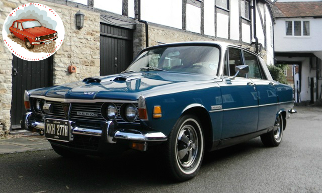 Nada Classic Cars >> World Of Classic Cars Rover P6 3500s Nada 1969 World Of