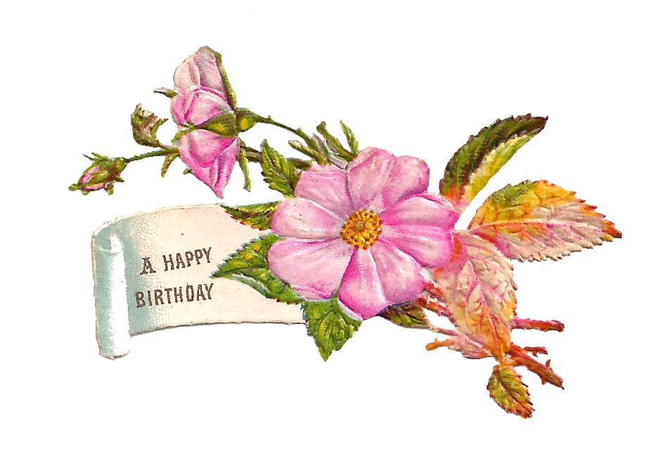 free victorian birthday clip art - photo #21