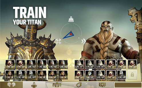 Dawn of Titans Mod Apk Download