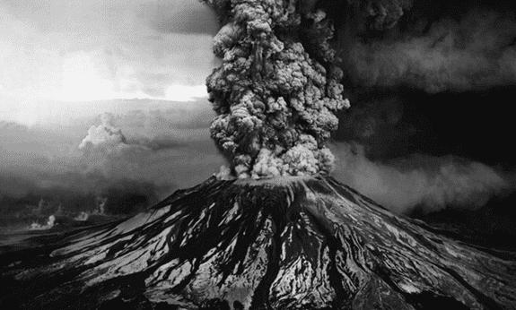 Duh! 6 Hal Mengerikan ini Bakal Terjadi Jika Gunung Api Purba Super Volcano Danau Toba Meletus Lagi