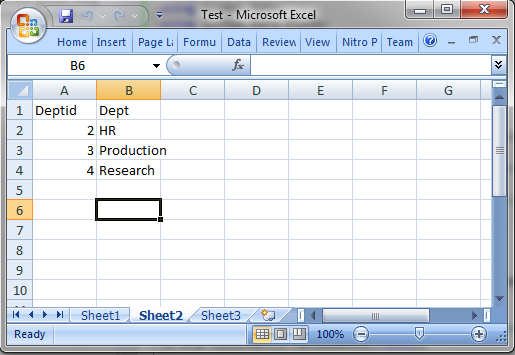 how to add column in sql protected sheet