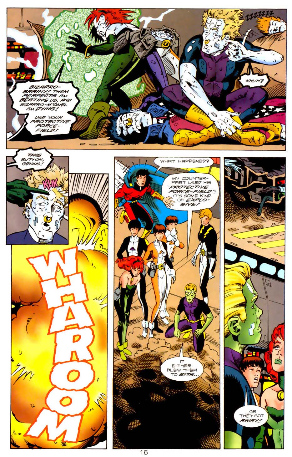 Legion of Super-Heroes (1989) 115 Page 15