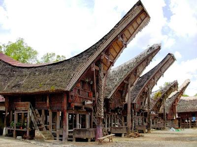 Potret Rumah Adat Sulawesi Selatan