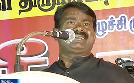 Seeman Speech 06-05-2016 News7 Tamil