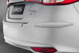 Conjunto Protector de Paragolpes trasero y delantero Toyota Yaris