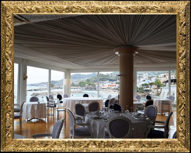 Hotel della Regina Isabella - ristorante