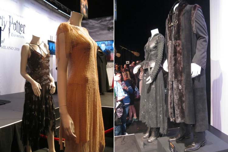 Fantastic Beasts and Where To Find Them Costume Exhibition